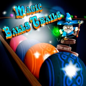 Magic Balls Trails